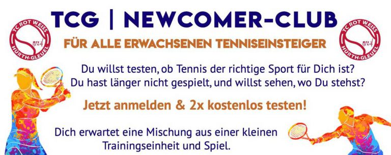 Newcomer-Club im Winter