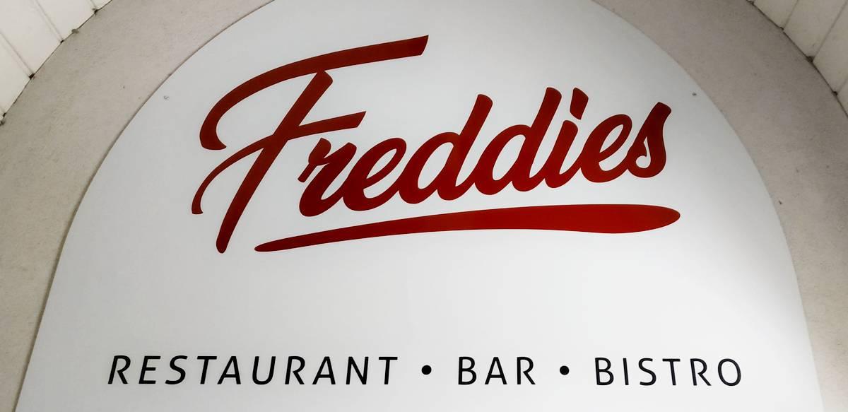 """Neue Gastronomie """"Freddies"""""""