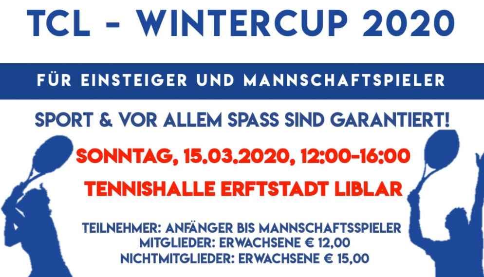 Abgesagt: Teilnehmen am Wintercup