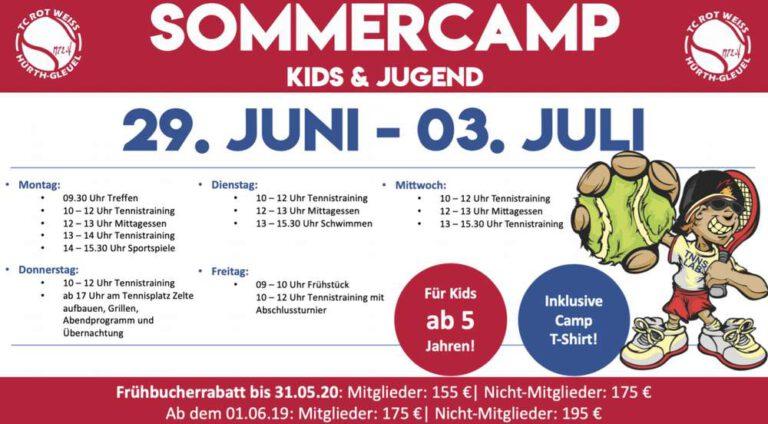"""Kids & Jugendliche – Der Sommer """"campt"""""""